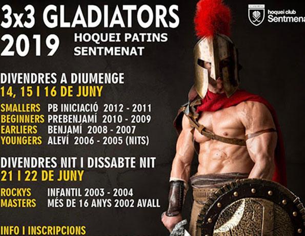 GLADIATORS 2019