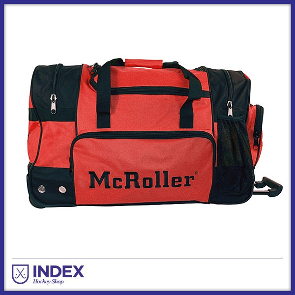 MCRoller Bolsa Jugador Negra Roja