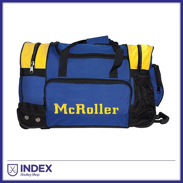 McRoller Bolsa Jugador Azul Amarilla