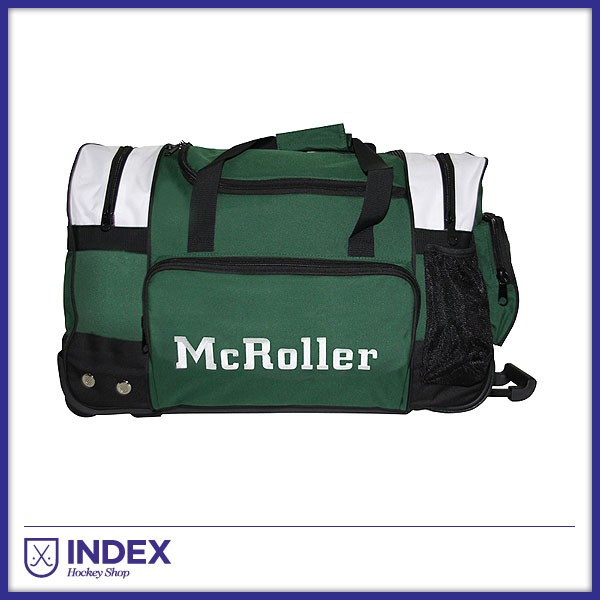 McRoller Bolsa Jugador Verde Blanca