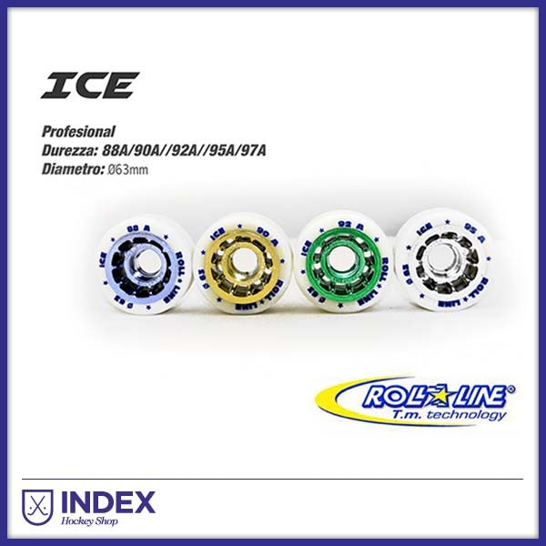 ROLL LINE ICE